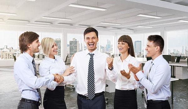 Como crear un ambiente de trabajo positivo