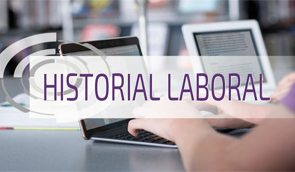 Historial laboral Como Poder Saberlo?