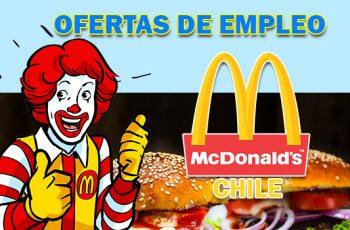 Trabaja en McDonald's CHILE