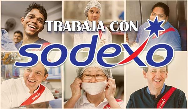 Trabaja en Sodexo en Perú