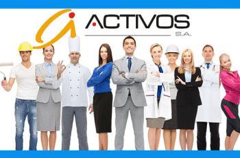 Activos Tiene Varias Ofertas de Trabajo