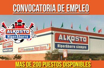Alkosto Tiene Mas de 200 Ofertas de Empleo