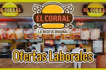 El Corral Tiene Vacantes de Empleo en Colombia