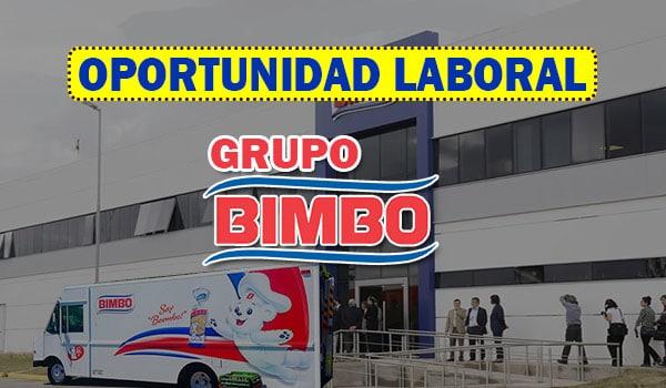 Grupo Bimbo Tiene Ofertas Laborales