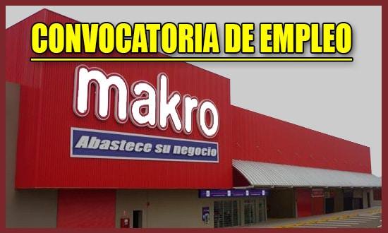 Oportunidad de Empleo Makro Argentina