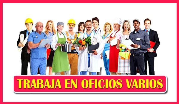Oficios Varios Ecuador