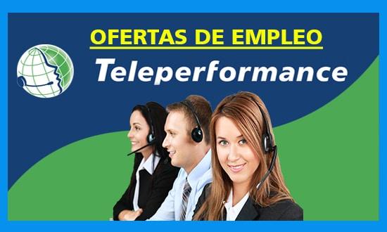 Teleperformance Tiene ofertas de Trabajo