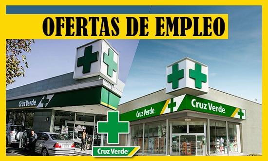 Farmacias Cruz Verde Solicita Personal de Trabajo – Chile