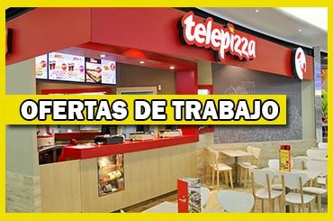 Ofertas de Empleo en Telepizza Para Chile