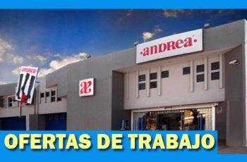 La Empresa Andrea Tiene Ofertas de Trabajo en México