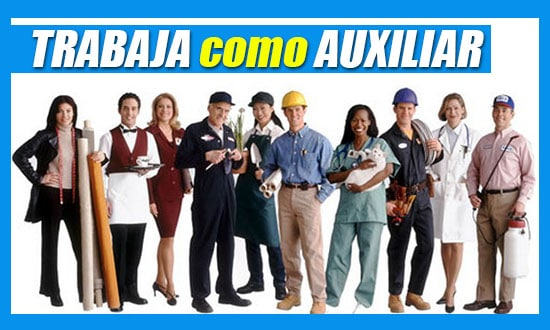 Vacantes Para Trabajar Como Auxiliar en Costa Rica
