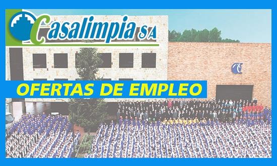 Casalimpia Tiene Ofertas de Empleo en Colombia