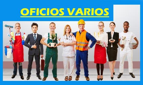 Vacantes para Oficios Varios en Paraguay