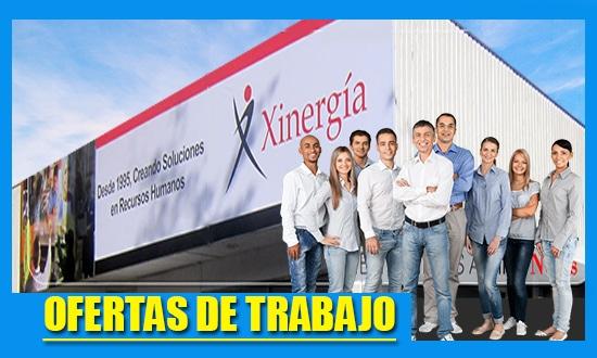 Xinergía Tiene Nuevos Avisos de Empleos en Chile