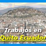 Ofertas de Trabajo en Quito Ecuador