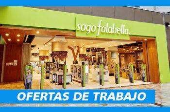 Saga Falabella Tiene Ofertas de Trabajo en Peru