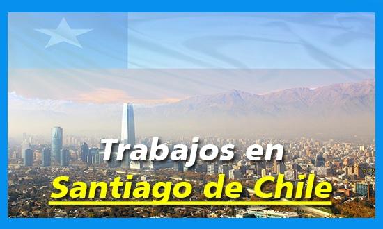 Ofertas de Trabajo en Santiago de Chile