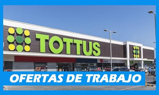Empresa Tottus Tiene Ofertas de Trabajo – Chile