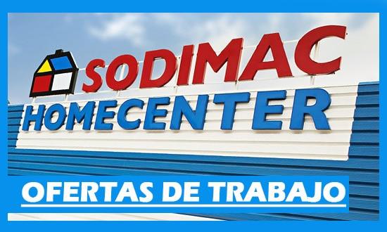 Sodimac Tiene Ofertas de Trabajo en Perú