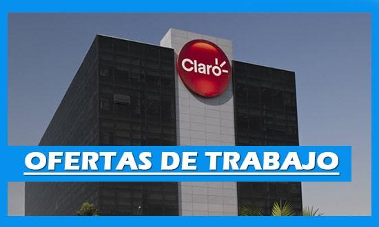 CLARO PERÚ Tiene Nuevas Ofertas de Trabajo