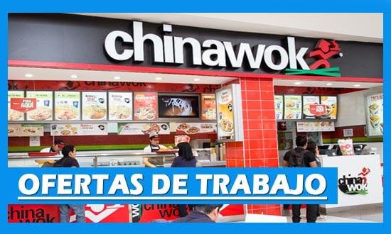 Restaurantes China Wok Tiene Vacantes en Chile