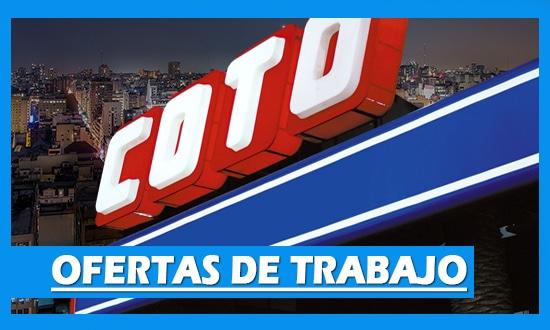 COTO Tiene Ofertas de Trabajo - Argentina