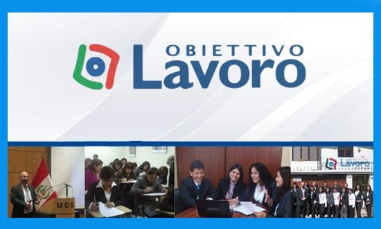 Obiettivo Lavoro Tiene Disponibilidad de Trabajo en Perú