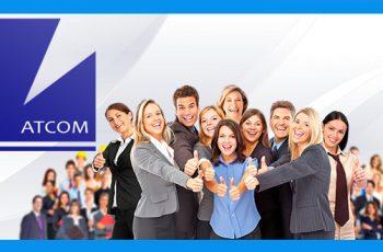 Atcom Tiene Ofertas de Trabajo en Chile
