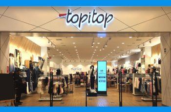 Topitop Tiene Ofertas de Trabajo en Perú