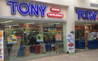 Tony Superpapelerias Tiene Disponible Vacantes de Trabajo en México